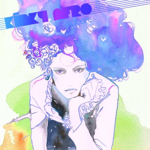 Kinky Afro Mixtape (June 2012)