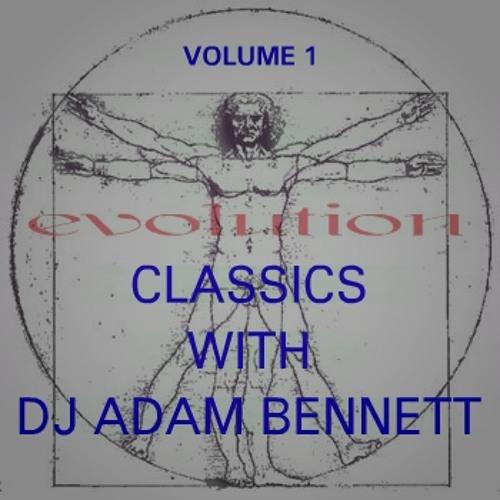 CLASSICS with DJ ADAM BENNETT VOLUME 1.1