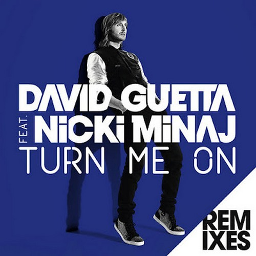 David Guetta feat. Nicki Minaj – Turn Me On (Sandy Groove Funkystep Remix)