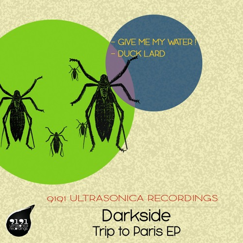 Darkside - Give Me My Water! (Original Mix) (clip)