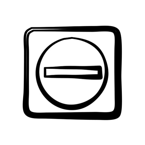 The Minus Sign (Instrumental)