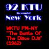 WKTU - Battle Of The Disco DJs (1982) Pt2