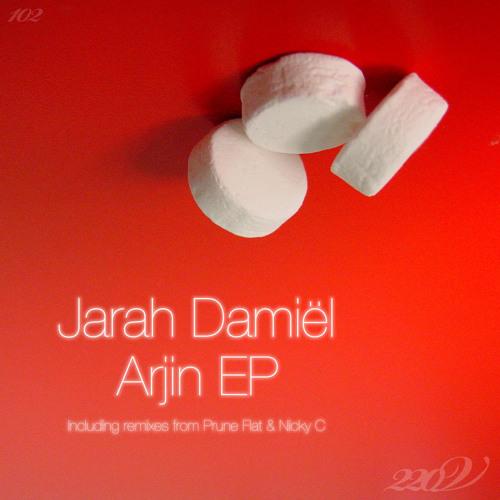 PREVIEW // Jarah Damiël - Arjin EP