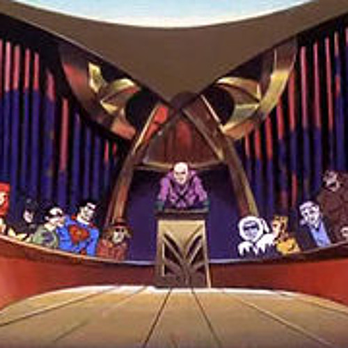 Meanwhile In The Legion Of Doom # 7