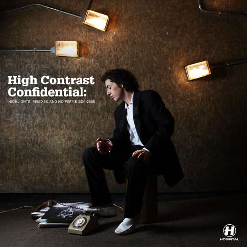 High Contrast-Basement track