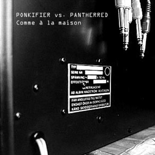 PONKIFIER vs. PANTHERRED Comme à la maison #5