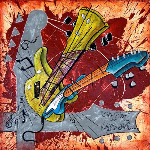 Slow Burner - Guitar Crunk [ Free Download ]