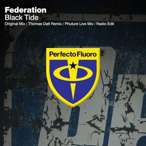 Federation - Black Tide (Thomas Datt Remix)