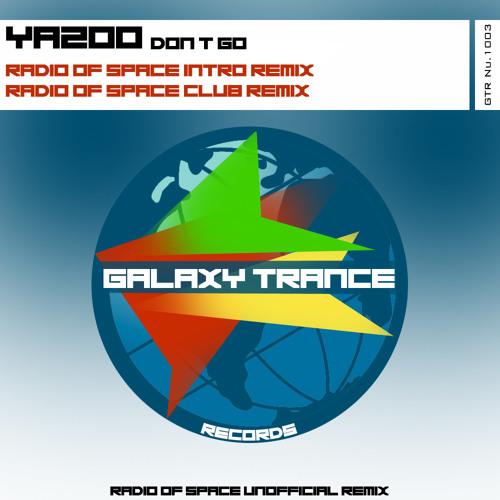Yazoo - Don't Go (Radio Of Space Club Remix)