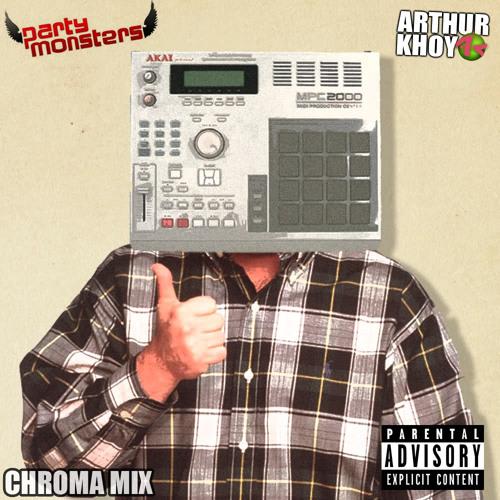 ARTHURKHOY OFFICIAL CHROMA MIX 2012