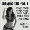 Electro Vol. 1 Best Songs House Mix Disco Dance Party Club Remix Troff DJ 2012