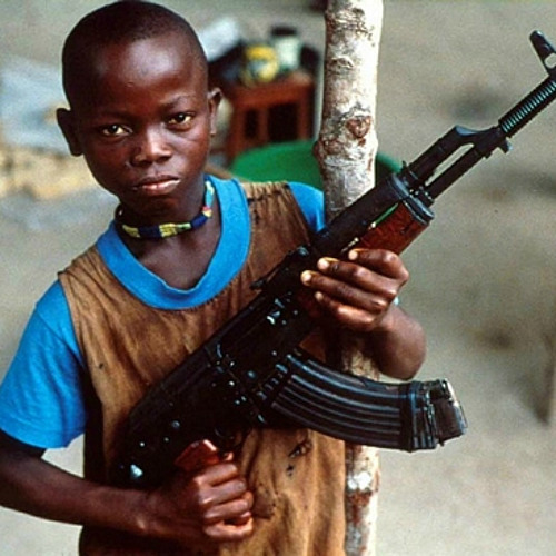 kony woke up children to this, before kidnapping and giving them an ak47/game boy surprise bundle kit. #274#