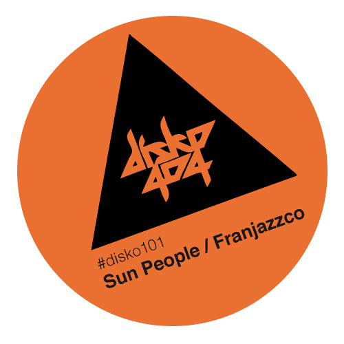 Sun People - Going To (disko404) OUT NOW [112 kbps snippet]