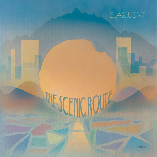Kae + Elaquent = Black Magic (from 'The Scenic Route' album)