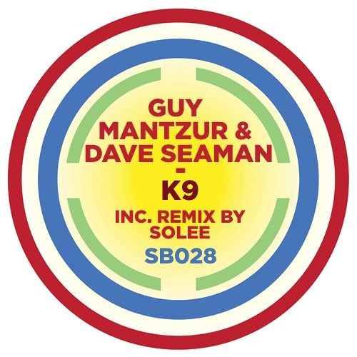 guy mantzur & dave seaman - k9 (solee remix - cut) / sudbeat music