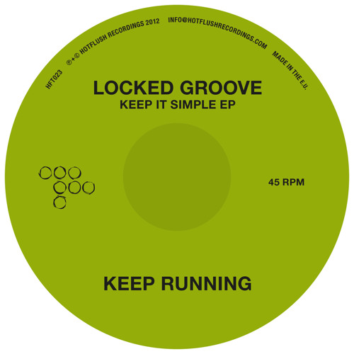 Locked Groove - Keep It Simple EP (HFT023 Preview)