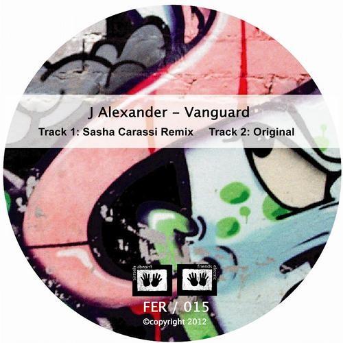J Alexander - Vanguard (Sasha Carassi Remix) [Friends Electric]
