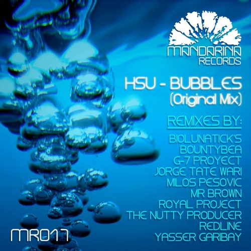 Hsu - Bubbles (BountyBea Remix) AVAILABLE AT JUNO RECORDS
