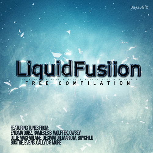 LiquidFusiion Free Compilation Preview [OUT NOW]