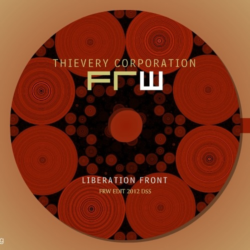 Thievery Corporation - liberation front (Lounge Master 2012)