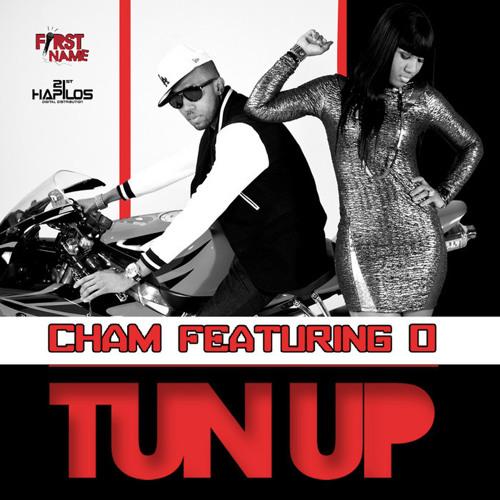 Dj Skyro Track Remix - Cham Feat O - Turn Up