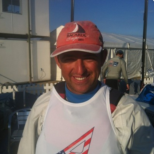 Caleb Paine (Finn) On His Convincing Win in Race 1, 2012 Sail For Gold