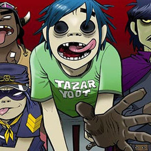Gorillaz - Good Feel inc. (Lipe Marques Remix) **FREE DOWNLOAD**