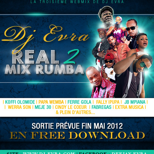 REAL 2 MIX RUMBA by Dj Evra on SoundCloud - Hear the world's
