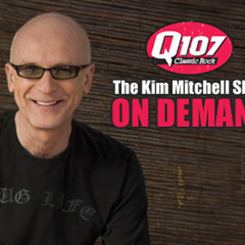 Cold As Ice is a complex tune - Kim Mitchell 06/04/12