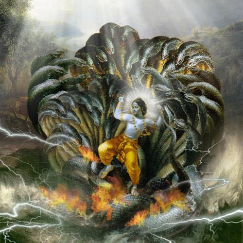 Mahisha (aka MK) - KALIYA