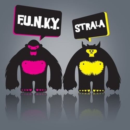 "F.U.N.K.Y.STRALA ""120 early monin MIX"" (2012) incl. favourite bonus track"
