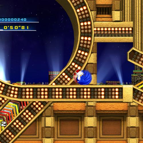 Sonic 2 - Casino Night Zone – 2 Player (RMX)