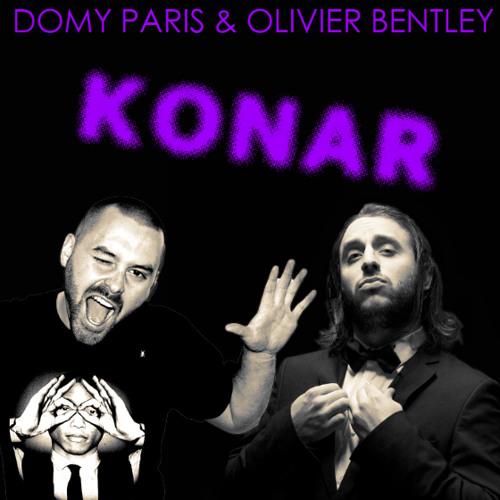 DOMY PARIS & OLIVIER BENTLEY - KONAR (PREVIEW)