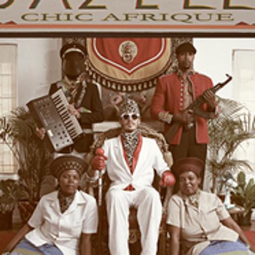 Gazelle feat. Teba - Chic Afrique