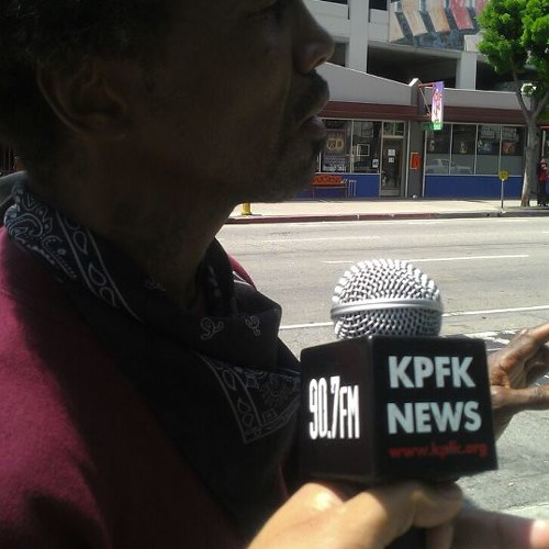 LAPD Target Occupy CCA
