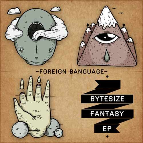 Bytesize- Fantasy Ft. Georgina Upton (Ultra Foxx Remix) **FREE DOWNLOAD**