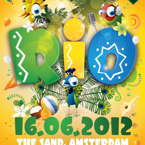 Ultimate Rio (live) Mix DJ JEAN 2012