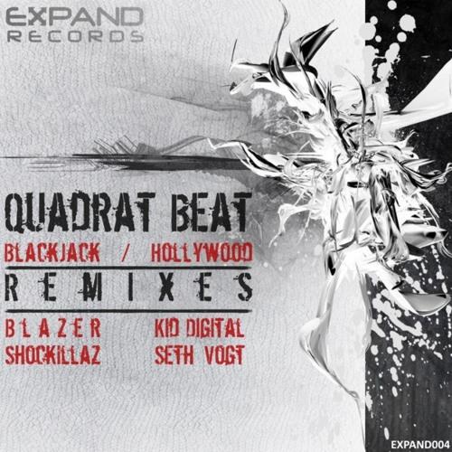 Quadrat Beat - BlackJack (Blazer Remix) [EXPAND RECORDS]