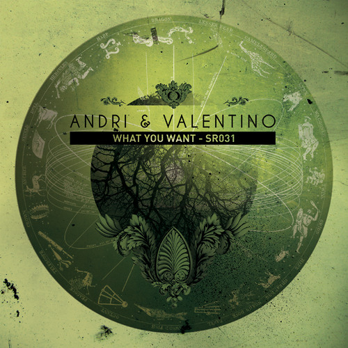 Andri & Valentino - What You Want Feat. L.t. Brown - Original Mix