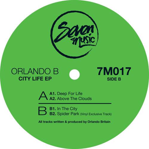 Orlando B - In The City