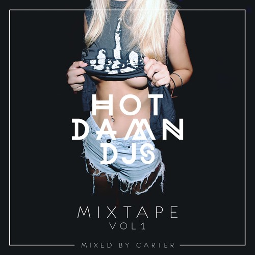 HOTDAMN DJS MIXTAPE VOL 1 MIXED BY CARTER - FREE DOWNLOAD