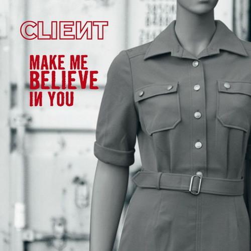 Client - Make Me Believe In You (Rasmus Lindén remix)
