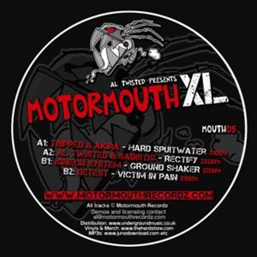 Al Twisted & Sadistic - Rectify [Motormouth Recordz #5]