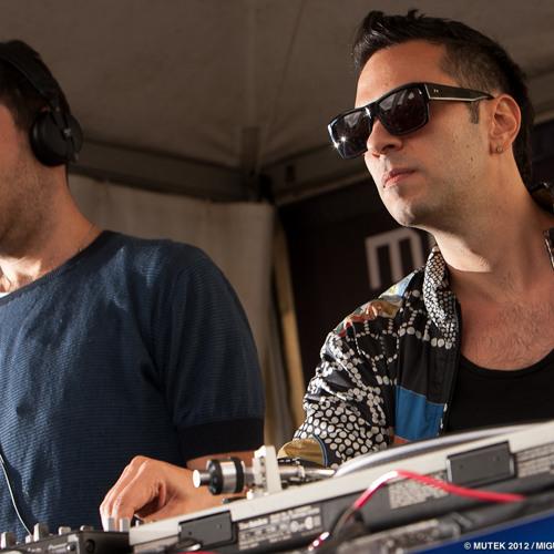 Wolf + Lamb Mutek Piknik Electronik 2012