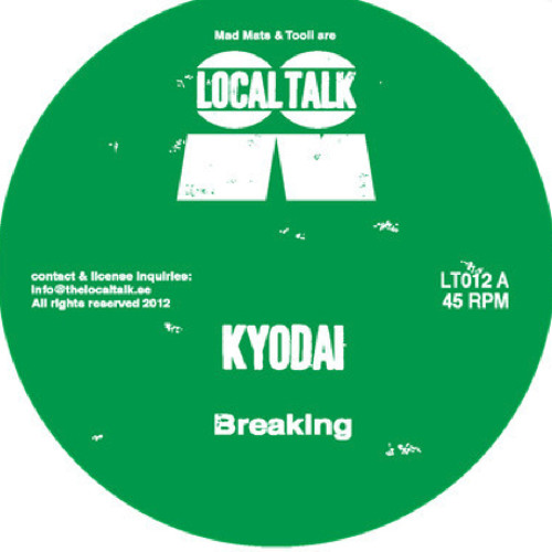 Kyodai_Breaking_Local Talk Rec