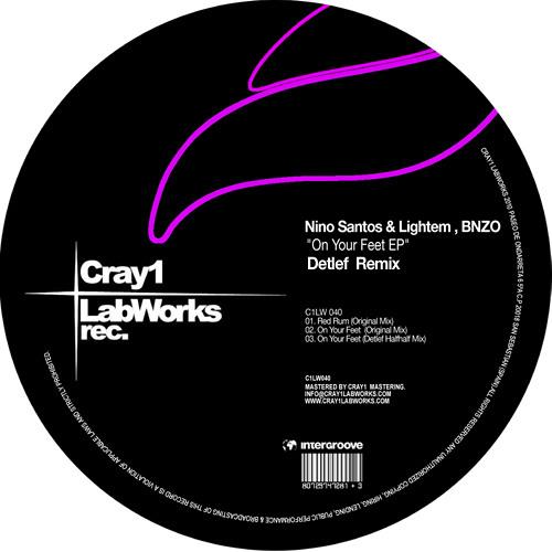Nino Santos & Lightem - On Your Feet (Original Mix)