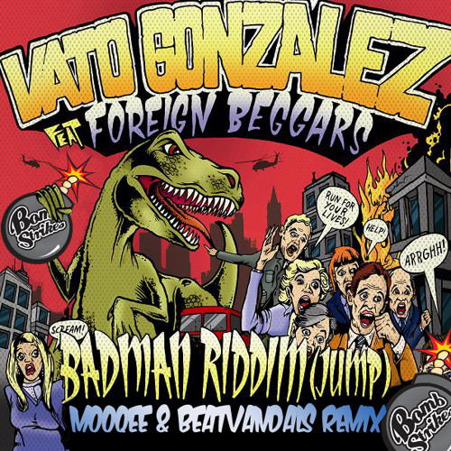 Badman Riddim- (Mooqee and Beatvandals remix) Free DL link in Description