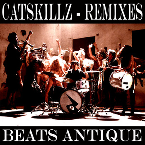 Cat Skillz - Beats Antique (LowRIDERz remix)