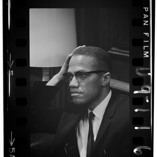 Malcolm X on The Congo