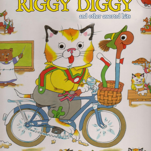 The West, A Nest and You (Riggy Diggy)